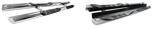 01656386 Orurowanie ze stopniami z zagłębieniami - Opel Vivaro 2014- short 3 stopnie