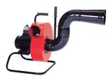 08549720 Odsysacz spalin, przestawny odsysacz spalin - bez węża elastycznego GEPARD-1000 (moc: 0,37 kW, wydajność: 1000 m3/h)