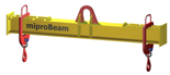 33948759 Trawers z regulowanymi hakami miproBeam TRR A-M 0,5 2500 (udźwig: 0,5 T, długość: 2500 mm)