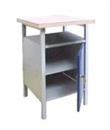 99552446 Stół warsztatowy, 1 drzwi (wymiary: 750x600x600 mm)