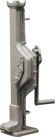 31026280 Uniwersalny podnośnik hydrauliczny ze stali HVS-10A (udźwig: 10 T)