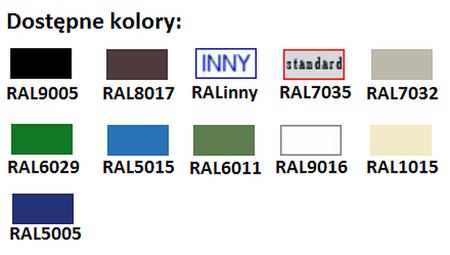 77157417 Stojak na pojemniki warsztatowe (wymiary: 1600x1800x600 mm)