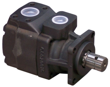 DOSTAWA GRATIS! 01539204 Pompa hydrauliczna łopatkowa B&C (objętość geometryczna: 60,1 cm³, maksymalna prędkość obrotowa: 2500 min-1 /obr/min)