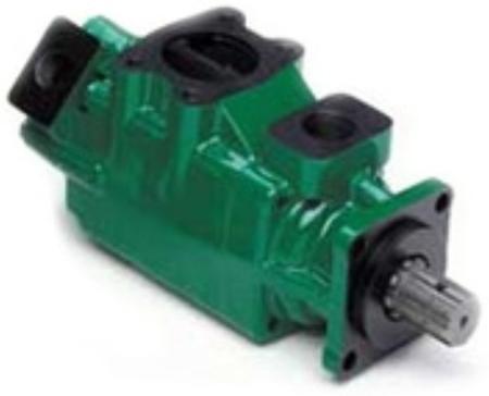 DOSTAWA GRATIS! 01539213 Pompa hydrauliczna łopatkowa dwustrumieniowa B&C (objętość geometryczna: 91,2+18,1 cm³, maks. prędkość: 2500 min-1 /obr/min)