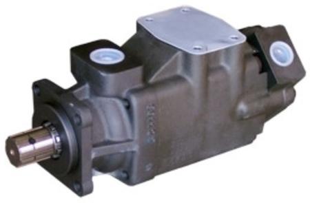 DOSTAWA GRATIS! 01539215 Pompa hydrauliczna łopatkowa dwustrumieniowa B&C (objętość geometryczna: 91,2+36,4 cm³, maks. prędkość: 2500 min-1 /obr/min)