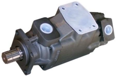 DOSTAWA GRATIS! 01539217 Pompa hydrauliczna łopatkowa dwustrumieniowa B&C (objętość geometryczna: 91,2+45,9 cm³, maks. prędkość: 2500 min-1 /obr/min)