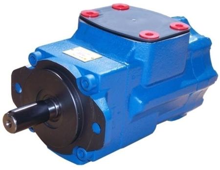DOSTAWA GRATIS! 01539226 Pompa hydrauliczna łopatkowa dwustrumieniowa B&C (objętość robocza: 79,3 + 46,0 cm³, maks. prędkość: 2200 min-1 /obr/min)
