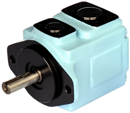 DOSTAWA GRATIS! 01539235 Pompa hydrauliczna łopatkowa wg kodu Denison (R) B&C (objętość geometryczna: 64 cm³, maks. prędkość: 2800 min-1 /obr/min)
