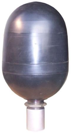 DOSTAWA GRATIS! 01539373 Pęcherz akumulatora hydraulicznego Hydro Leduc 10 litrów