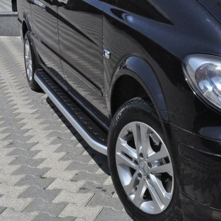 DOSTAWA GRATIS! 01655734 Stopnie boczne - Mercedes Vito/Viano W447 2014+ short/middle (długość: 238 cm)