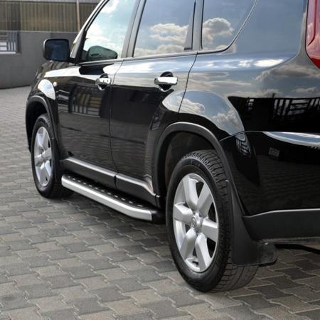 DOSTAWA GRATIS! 01655740 Stopnie boczne - Nissan Murano Z50 2002-2007 (długość: 182 cm)