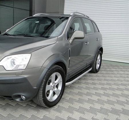DOSTAWA GRATIS! 01655749 Stopnie boczne - Opel Antara (długość: 171 cm)