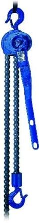 DOSTAWA GRATIS! 2202566 Wciągnik dźwigniowy, rukcug z łańcuchem sworzniowym RZV/5.0t (wysokość podnoszenia: 1,5m, udźwig: 5 T)
