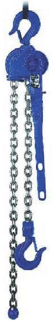 DOSTAWA GRATIS! 2209147 Wciągnik dźwigniowy, rukcug z łańcuchem ogniwowym RZC/6.3t (wysokość podnoszenia: 4,5m, udźwig: 6,3 T)