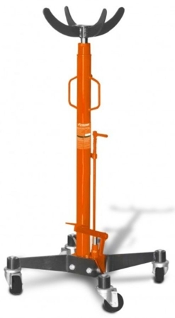 DOSTAWA GRATIS! 32240185 Hydrauliczny podnośnik skrzyni biegów z regulowaną wysokością Unicraft (udźwig: 600 kg)