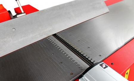 DOSTAWA GRATIS! 44349898 Strugarko wyrówniarka Holzmann (szerokość obróbki: 410 mm, całkowita długość stołu: 2650 mm)