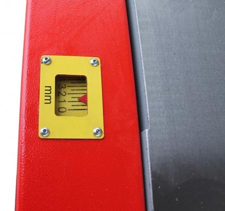 DOSTAWA GRATIS! 44349899 Strugarko wyrówniarka Holzmann (szerokość obróbki: 530 mm, długość blatu: 2900 mm)
