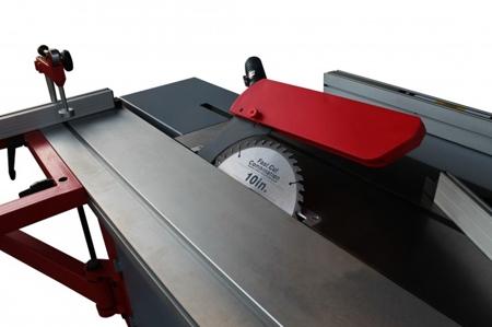 DOSTAWA GRATIS! 44350022 Tarczówka stolarska Holzmann 230V (max. średnica tarczy: 250 mm, wymiary blatu:  350x760 mm)