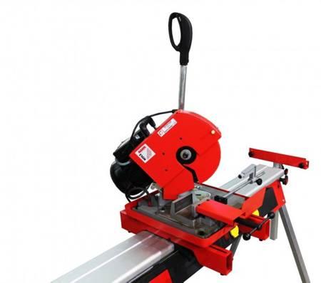 DOSTAWA GRATIS! 44350092 Mobilna piła do cięcia metalu Holzmann (średnica tarczy: 225 mm, moc: 1 kW)