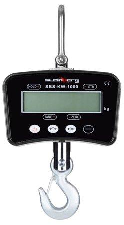 DOSTAWA GRATIS! 45643500 Waga hakowa Steinberg Systems LCD (udźwig: 1T)