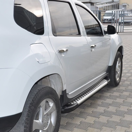 Stopnie boczne - Dacia Duster (długość: 171 cm) 01655995
