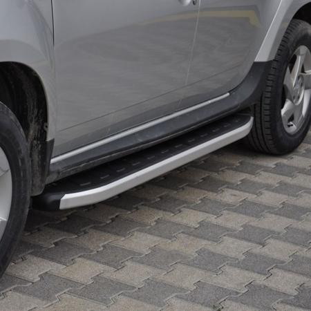 Stopnie boczne - Dodge RAM 1500 2009-2015 (długość: 205-220 cm) 01655685