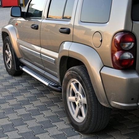 Stopnie boczne - Jeep Commander (długość: 182 cm) 01656020