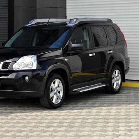 Stopnie boczne - Nissan X-Trail T30 2002-2007 (długość: 171 cm) 01656059