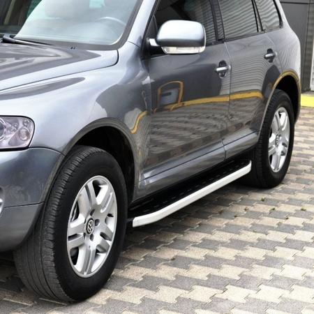 Stopnie boczne - Volkswagen Touareg 2003-2010 (długość: 193 cm) 01655779