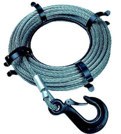 Wciągnik linowy z liną 30m (udźwig: 1,6 T) 22076819