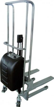 Wózek podnośnikowy z wyciągarką elektryczny (udźwig: 400 kg) 310501
